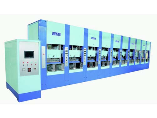 JIC6M08 Multi-color EVA Foam Injection Molding Machine